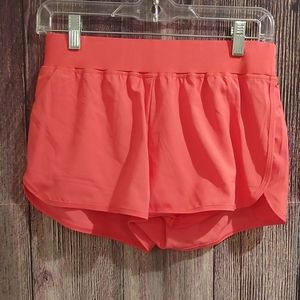 Zyia Coral Trainer Shorts